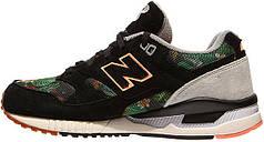 Мужские кроссовки New Balance W530 MOW Black