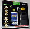 Фонарик GD 8033,Портативный аккумулятор-фонарь с солнечной панелью!Акция, фото 3