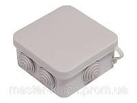 Коробка распределительная герметичная ABB 80х80х40 IP 44