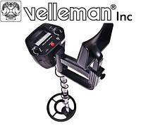 Бельгийский Металлоискатель Velleman 62 / дискриминация