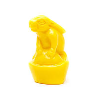Статуэтка Зайчик лимонный H-5 см (акрил)