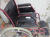 Качественная инвалидная коляска ширина сидения 42см Meyra б/у Германия