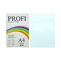 """Бумага цветная """"PROFI"""" А4. 80г (100л) Light Ocean N 120 (голубой)"""