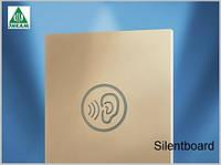 Звукоизоляционные плиты Кнауф Silentboard Салент борд 2000х625х12,5 мм