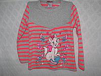 """Реглан для девочки """"Kitty sweety""""Р 110-116-122-128 Турция"""