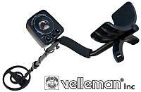Бельгийский Металлоискатель Velleman 65 / дискриминация