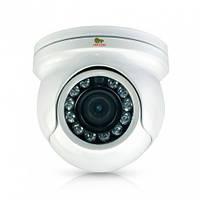 Уличная купольная AHD камера Partizan CDM-333H-IR FullHD v4.2 Metal, 2 Мп