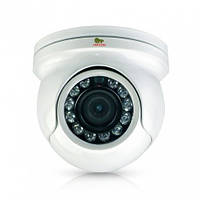 Уличная купольная AHD камера Partizan CDM-333H-IR FullHD v4.1 Metal, 2 Мп
