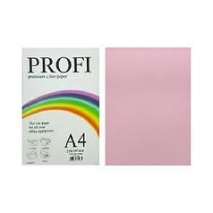 """Бумага цветная """"PROFI"""" А4. 80г (100л) Light Pink N 170 (розовый)"""