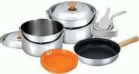 Набор туристической посуды Stainless XL Kovea