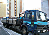 Аренда Крана Манипулятора VOLVO FL611 6 тонн
