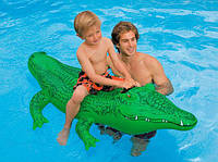 """Детский надувной плотик Intex 58546 """"Крокодил"""""""