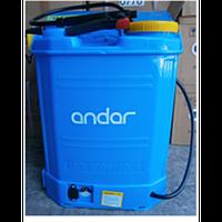 Электроопрыскиватель аккумуляторный Andar 16 литров