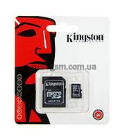 Карта памяти MicroSDHC 32Gb Kingston Class 10 (адаптер SD) COPY