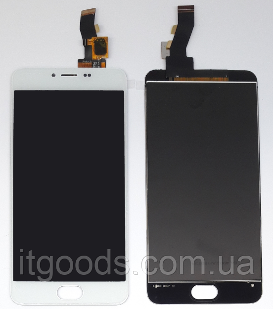 Оригинальный дисплей (модуль) + тачскрин (сенсор) для Meizu M3s | M3s