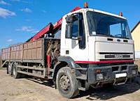 Аренда Крана Манипулятора IVECO 15 тонн