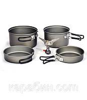 Набор туристической посуды Solo 3 Kovea