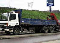 Аренда Крана Манипулятора DAF CF 250 15 тонн