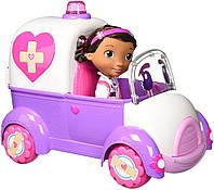 Кукла Доктор Плюшева и скорая помощь Doc McStuffins, фото 1