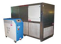 Охладитель жидкости INDUSTRIAL FRIGO GRWС-105/Z чиллер мощностью охлаждения 101 кВт