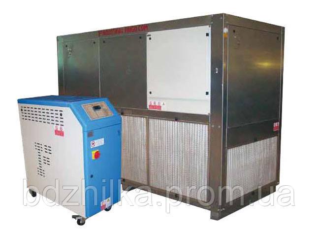 Охладитель жидкости INDUSTRIAL FRIGO GRWС-80/Z чиллер мощностью охлаждения 82 кВт - «Бджилка» ЧПКФ в Хмельницком
