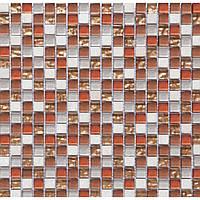 Мозаика  мрамор и стекло CS08
