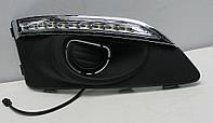 DRL на Chevrolet Aveo T300 2012- дневные ходовые огни ДХО Chevrolet Aveo Шевроле Авео