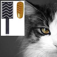 Магнит для гель лака с эффектом кошачий глаз (волна)