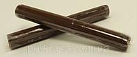 """Полимерная глина """"Пластишка"""" палочка 17 грамм, цвет: коричневый"""