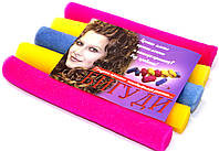 Бигуди для волос №5 (20х150mm) поролоновые , фото 1