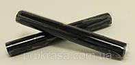 """Полимерная глина """"Пластишка"""" палочка 17 грамм, цвет: черный"""