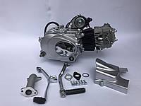 Двигатель Дельта/Альфа 110 см3 механика TVR