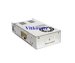 Импульсный блок питания S-350-24, 24V, 14.6 А, 350W, фото 2
