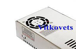 Импульсный блок питания S-400-24, 24V, 16.7А, 400W, фото 3
