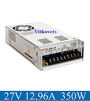 Источник питания 27V 12,96А 350W  для ЧПУ