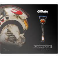 Набор для бритья Gillette Бритва Fusion ProGlide Flexball+2сменные кассеты+Гель 75 мл (7702018423903)