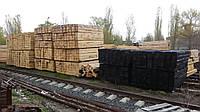 Шпалы пропитанные деревянные Тип 1-А