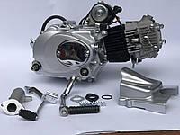 Двигатель Дельта / Альфа 110 см3 механика TVR