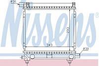 Радиатор охлаждения MERCEDES C-CLASS W201/ E-CLASS W124