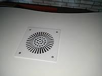 Встроенная вытяжка для маникюрного стола Dekart 2 (белая) 180 куб. м/ год, фото 1