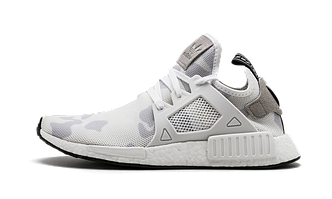 Женские кроссовки Adidas NMD XR1 Duck Camo White
