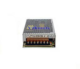 Импульсный блок питания S-145-24, 24V, 6A, 145W, фото 2