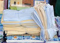 Наперники из однотонного германского тика на полуторное одеяло 150х215 из германского однотонного тика