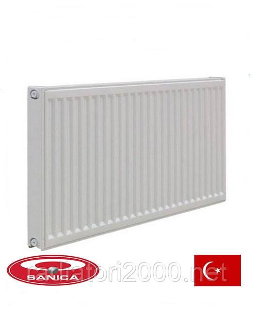 Стальной радиатор Sanica 11k 500*1700