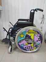 Инвалидная коляска ширина сидения 37см Meyra б/у качество  Германия