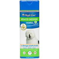 Шампунь для собак уменьшающий линьку Four Paws Magic Coat Reduces Shedding Dog Shampoo 946 мл