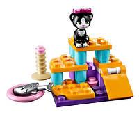 Конструктор аналог LEGO Friends 41018 ''Игровая площадка для кошки''  Bela  31 дет.  17,5х8,4 см.