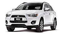 Рейлинги Mitsubishi ASX (2013 - 2016)