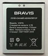 Аккумулятор для мобильного телефона Bravis Vista