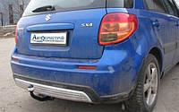 Фаркоп Suzuki SX4 с 2006-2013 г.